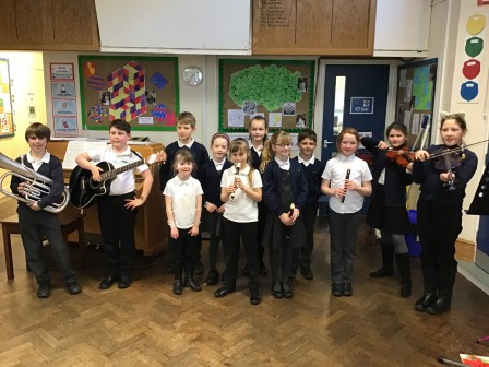 Music assembly March 2019